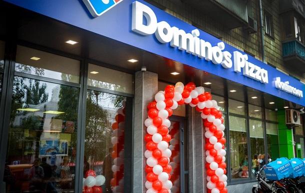 Domino s Pizza теперь доставляет по всему Киеву
