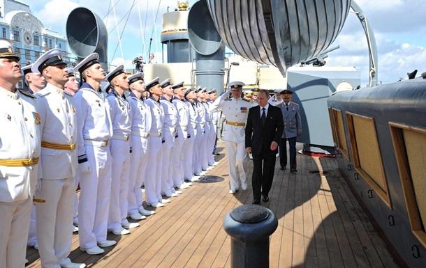 Путин раскритиковал военных России - СМИ