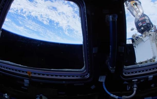 NASA показало МКС ізсередини на 4К-відео