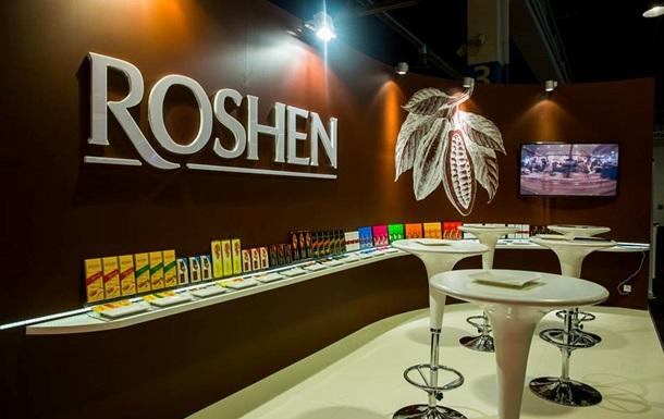 В Roshen озвучили заработок от фабрики в России