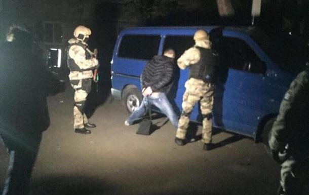 В Одессе с перестрелкой задержали местного жителя