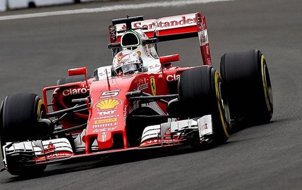 Формула-1. Гран-при Мексики. Феттель — быстрейший во второй тренировке