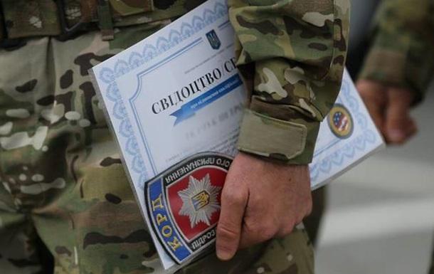 35 полицейских получили сертификаты бойцов КОРД