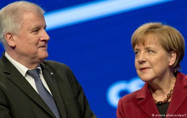 Меркель порушить багаторічну традицію щодо сестринської партії