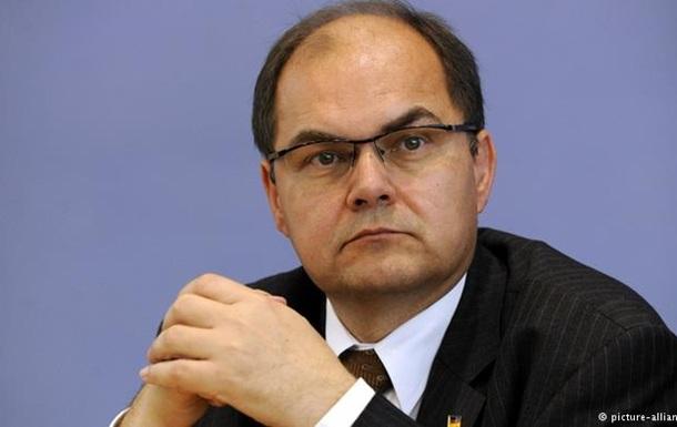 Німецький міністр застеріг від політичних наслідків  Північного потоку-2