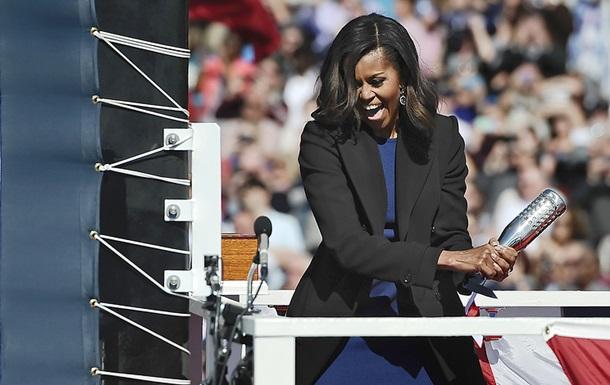 Мішель Обама ввела в дію новий підводний човен