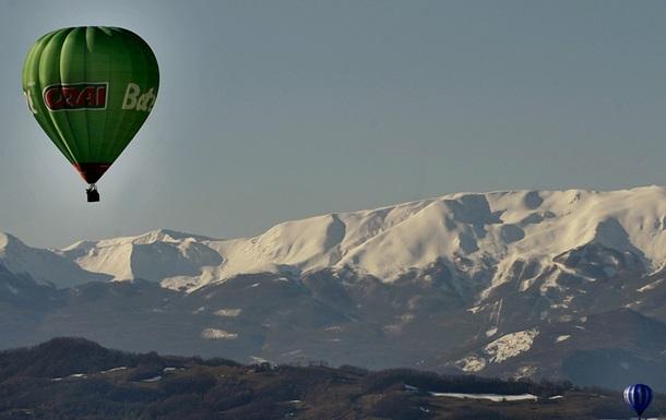 Землетруси в Італії опустили Апенніни