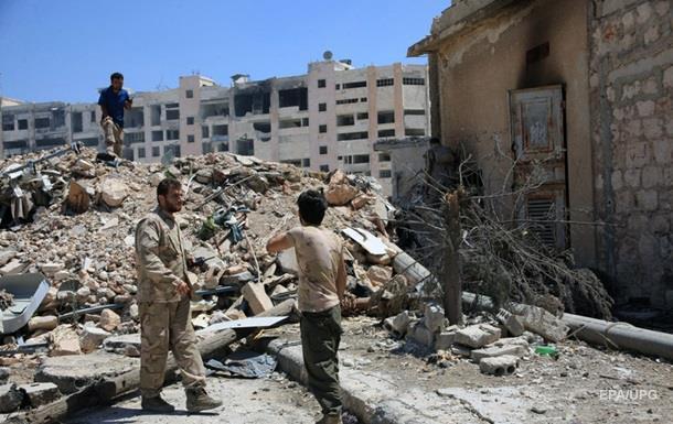 Від атак повстанців в Алеппо загинули 38 мирних жителів - спостерігачі