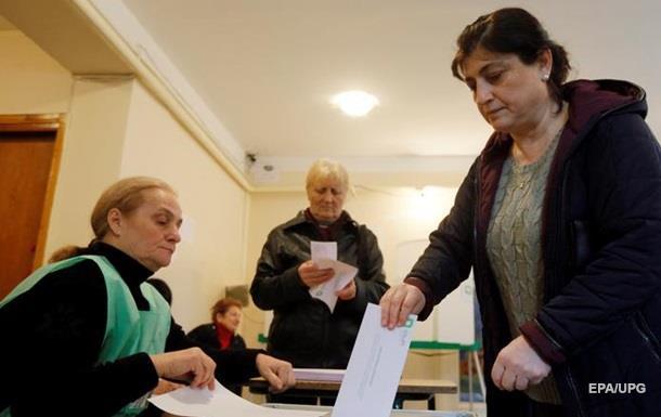 Грузинська мрія  перемагає на виборах до парламенту країни