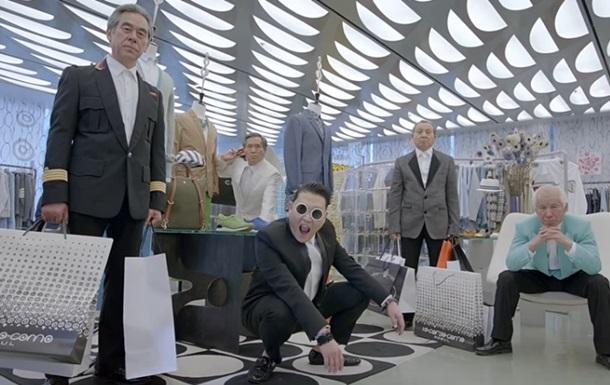 Клип автора Gangnam Style собрал 1 млрд просмотров