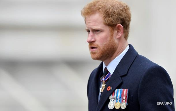 СМИ назвали имя  тайной  подруги принца Гарри