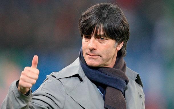 Льов залишається головним тренером збірної Німеччини до 2020-го