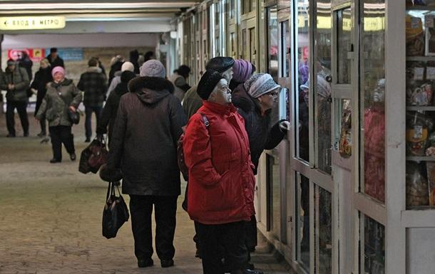 Всю торговлю в переходах Киева признали незаконной