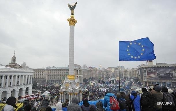 В Україні вже готуються відзначати День свободи і гідності