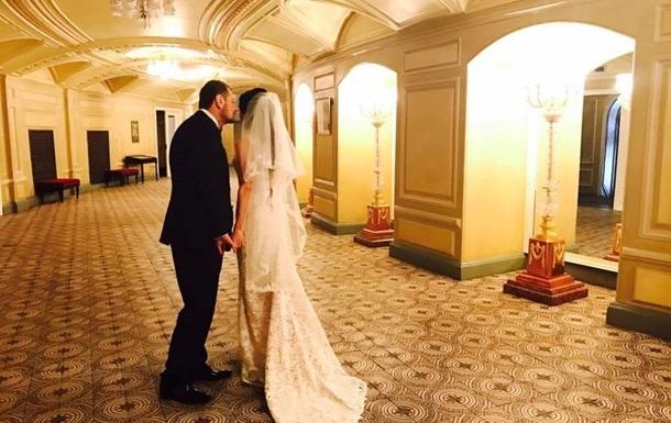 Мосійчук витратив на весілля півмільйона