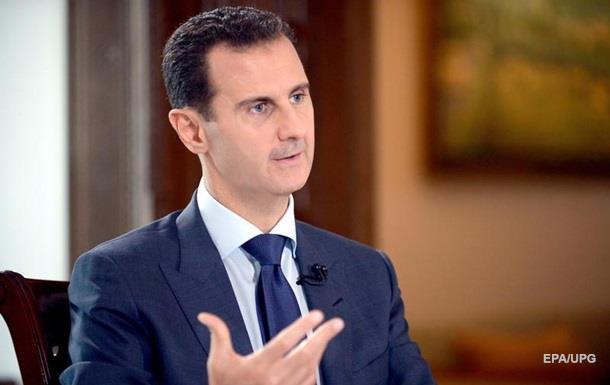 Асад розповів, скільки хоче бути президентом