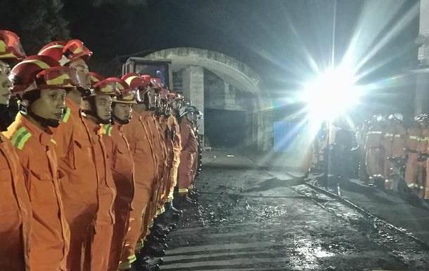 Вибух на шахті в Китаї: 33 особи загинуло