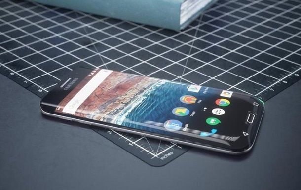 Samsung випустить безрамковий смартфон - ЗМІ