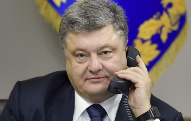 На сайті президента видалили новину про розмову з главою Киргизстану