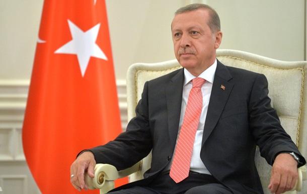 Ердоган назвав Німеччину притулком для терористів