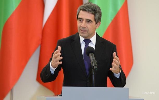 Президент Болгарии обвинил Россию в кибератаках