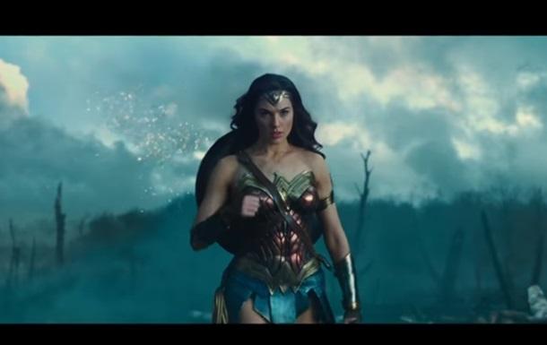 Появился новый трейлер фильма  Чудо-женщина