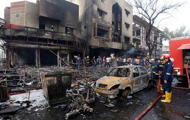 Вибухи у Багдаді: десять жертв, майже 40 постраждалих