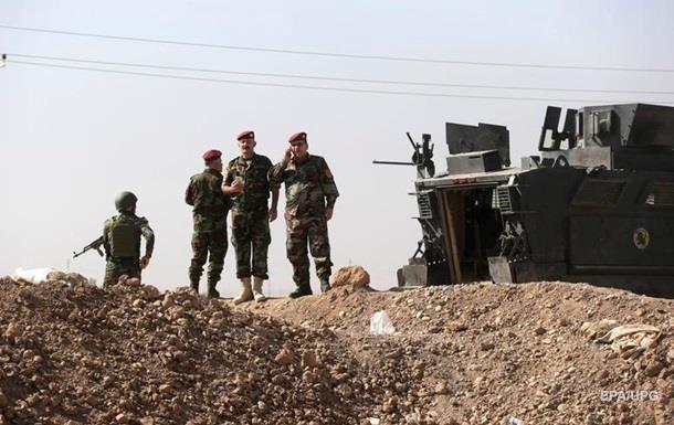 Іракська армія підійшла до аеропорту Мосула