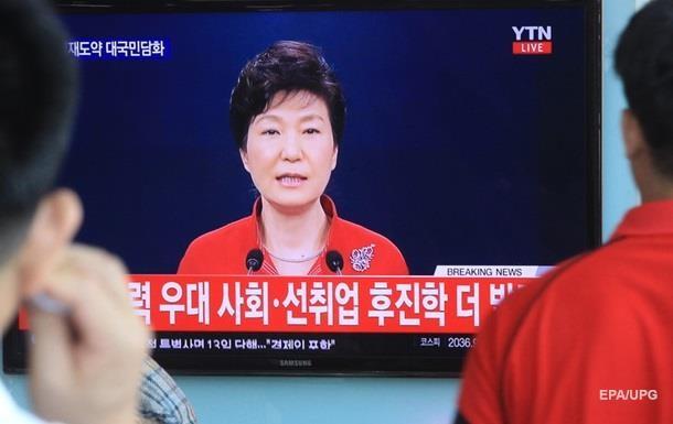 Суд Сеула видав ордер на арешт двох екс-помічників президента