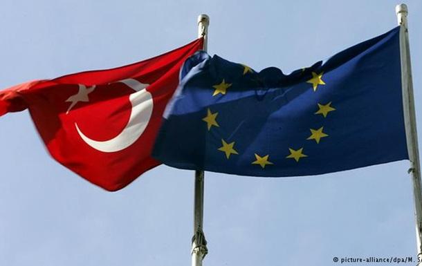 FAZ: ЄС поставив Туреччині найгіршу оцінку за весь час