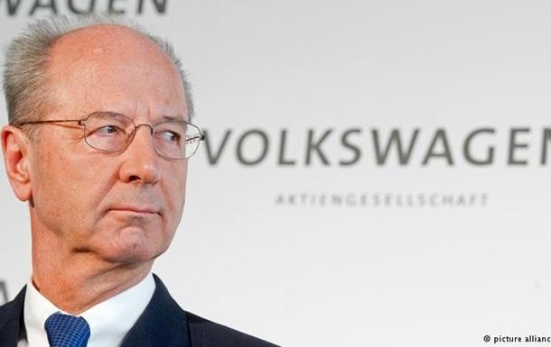 Німецька прокуратура зацікавилася головою наглядової ради Volkswagen