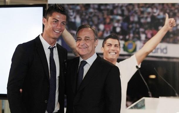 Офіційно. Реал продовжить контракт із Кріштіану