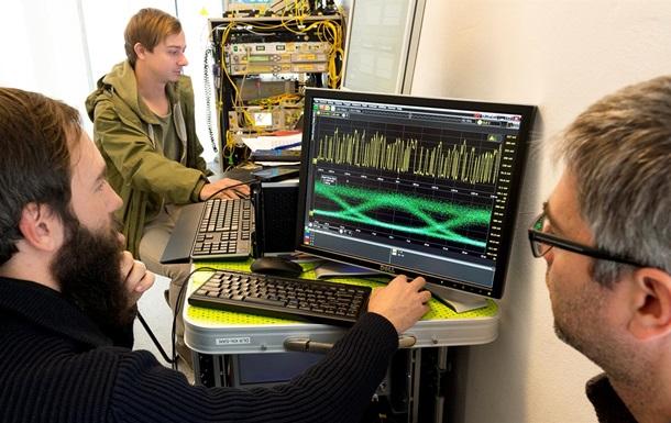 В Германии установили рекорд по передаче данных при помощи лазера