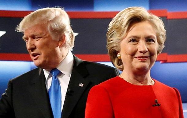 Выборы в США онлайн