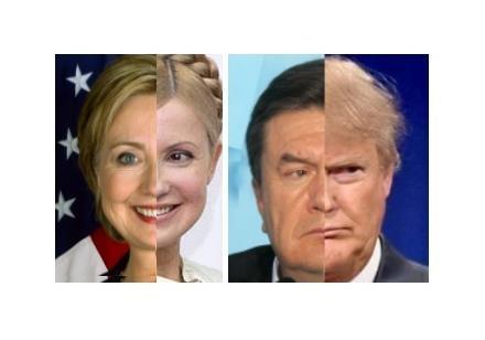 Клинтон и Трамп для США сегодня, как Тимошенко с Януковичем в 2010 для Украины