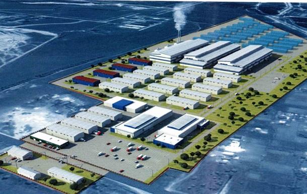 Китай хоче інвестувати в українські індустріальні парки.