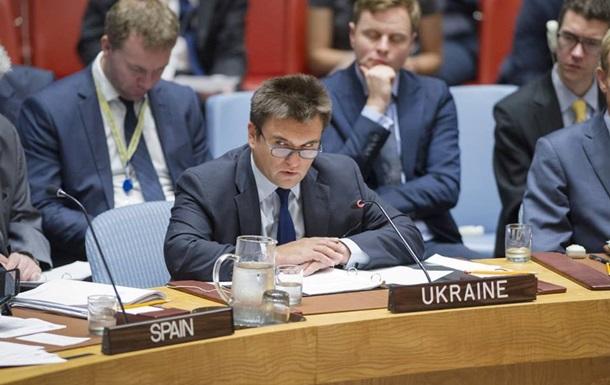 Украина продолжит участие в миротворческих миссиях ООН − Климкин