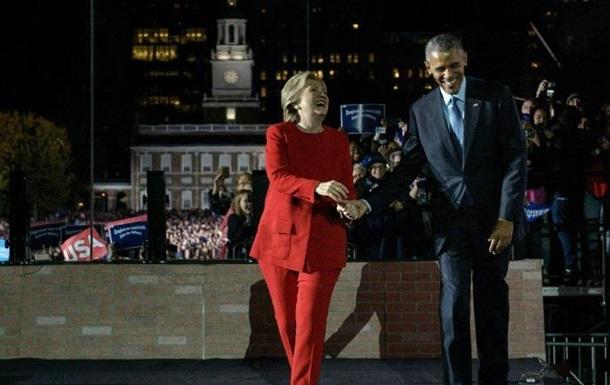 Выборы в США: Клинтон победила на первом участке