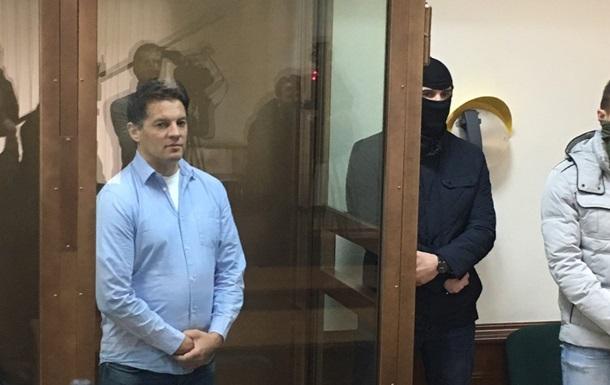 Затриманому журналісту Сущенкові дозволили читати газети