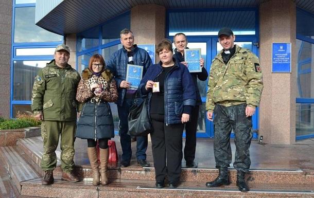 Нагороди Міноборони було вручено білоцерківським волонтерам
