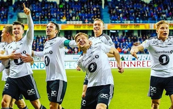Хардкор по-норвезьки: як футболісти Русенборга святкували чемпіонство