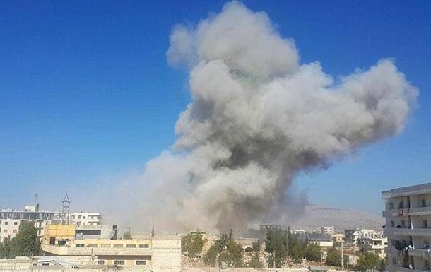 У Сирії розбомбили Ідліб: загинули діти - ЗМІ