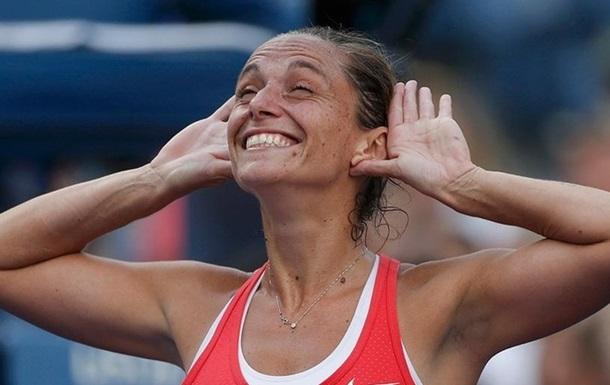 Итальянская теннисистка Винчи может завершить карьеру
