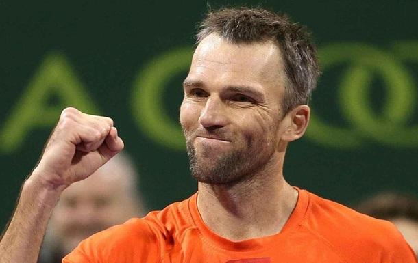 37-річний Карлович вперше в кар єрі завершить рік у ТОП-20