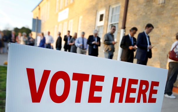 Явка на выборах в США