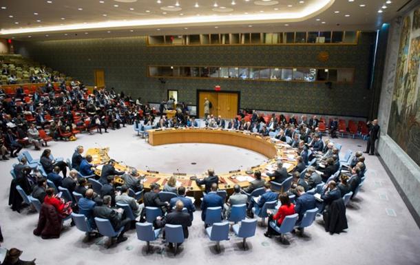 Україна представила в ООН резолюцію щодо Криму