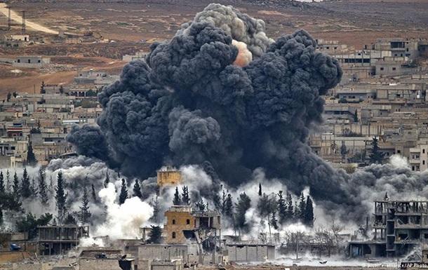Внаслідок авіаударів у Сирії загинули щонайменше 20 осіб