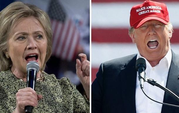 Футбольный мир взорвался мемами про Клинтон и Трампа