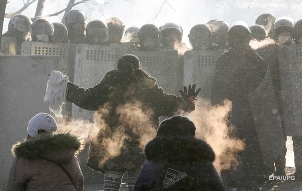 У Борисполі затримали підозрюваного у викраденні майданівців