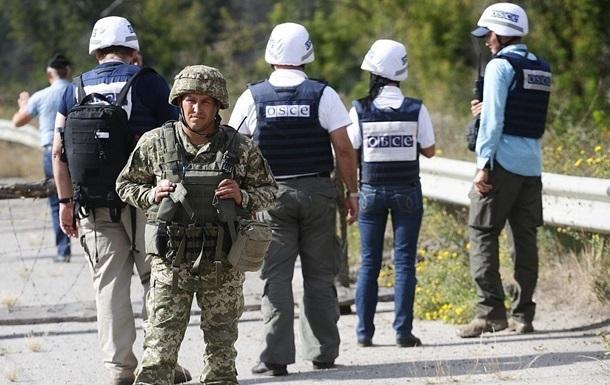 В ОБСЕ заявили о резком росте обстрелов в Донбассе